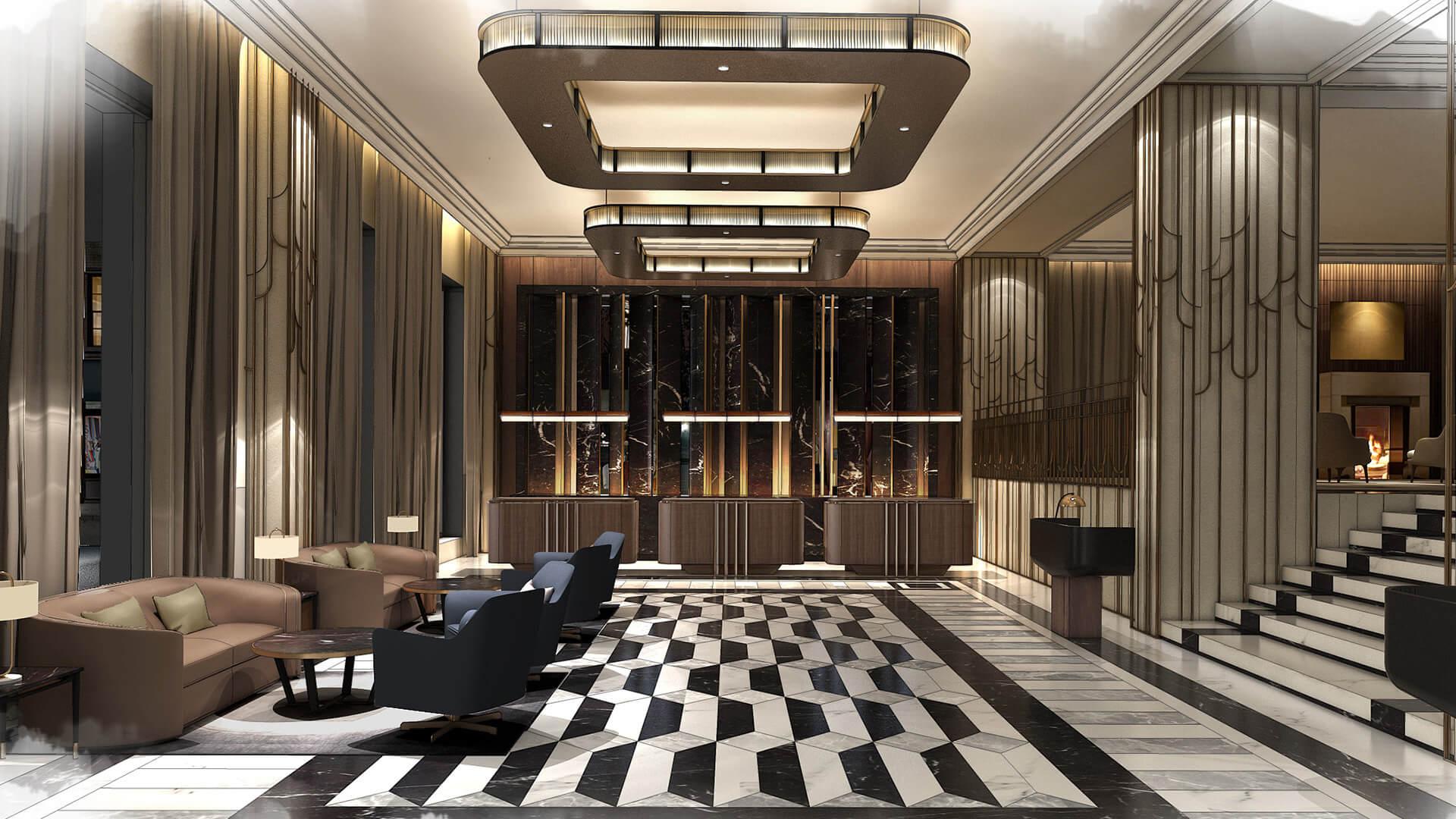 Отель, wellness, бассейн и SPA Fairmont