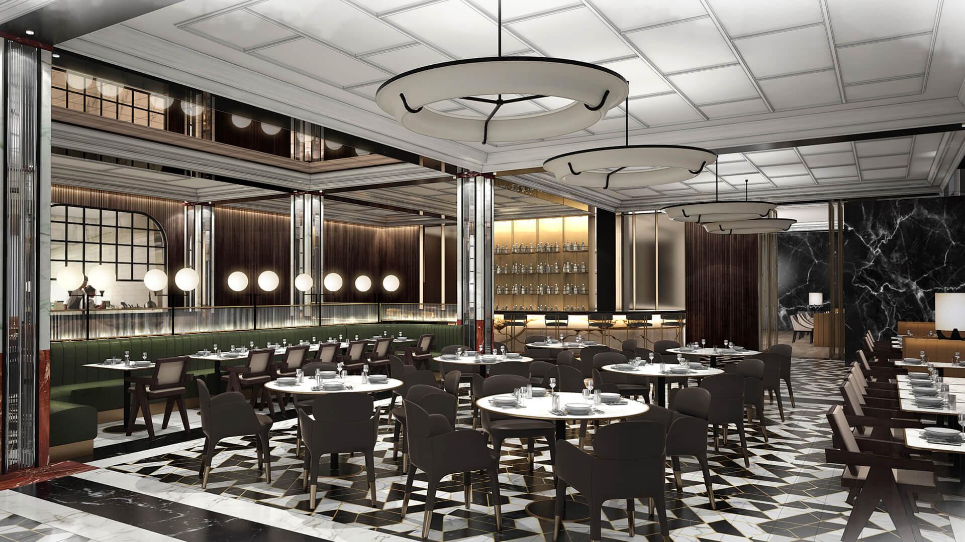 Ресторан Fairmont