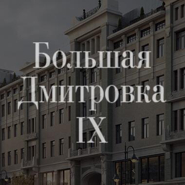 Дмитровка IX