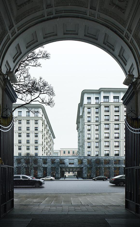 Fairmont Vesper Residence на Тверской